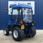 Solis 20 Compact tractor - Back/Side View
