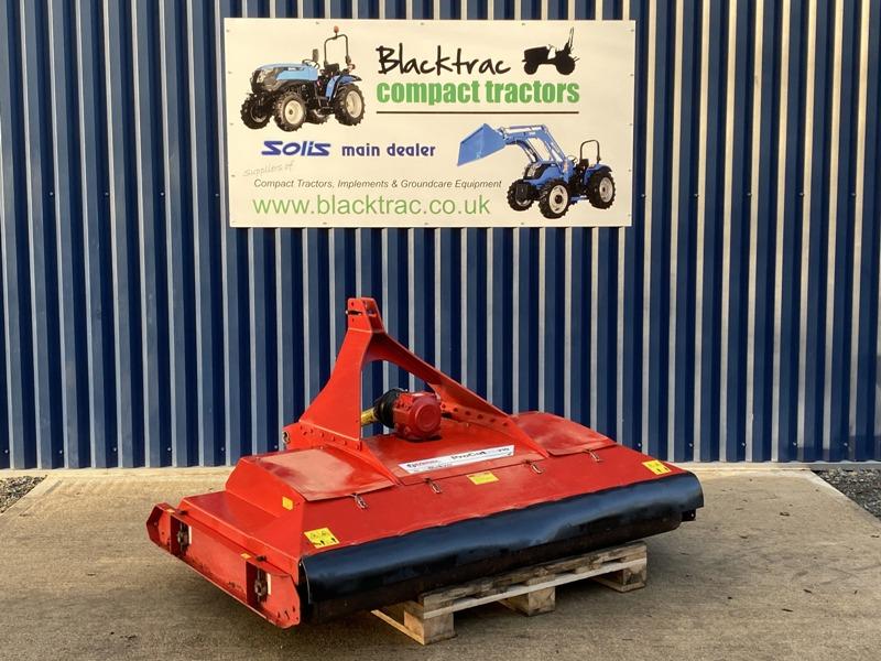 Shibaura Compact Tractor Trimax Attachment