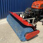 rotary hyd brush 07 21 7