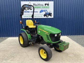 John Deere 2025 HST Compact Tractor For Sale