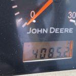John Deere HST Compact Tractor Dashboard