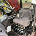 Manitou 629 Elite Telehandler Drivers Cabin