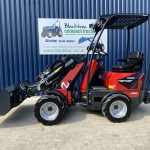 Side View Of Ex Demo Norcar Mini Loader