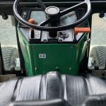 Ransomes HST Compact Tractor Drivers View