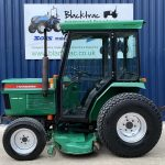 Ransomes HST Compact Tractor Side View
