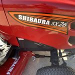 shibaura sx26 09 21 8