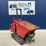 Front / side view of Hinowa HS1100 High Tip Dumper